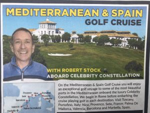 Mediterranean Golf Cruise
