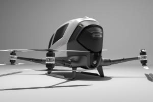First Commercial Passenger Drone