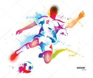 soccer player global sports