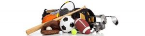 Sporty trendy equipment
